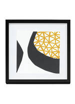 Franca Abstract Framed  Wall Art
