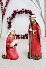 Nativity Scene set/2pcs